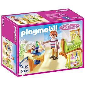Playmobil Dollhouse 5304 Chambre de bébé