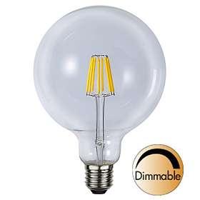 Star Trading Illumination LED Clear Filament Bulb 600lm 2700K E27 6W (Dimbar)