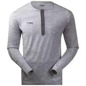 Bergans Henley Wool LS Shirt (Herr)