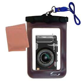 Gomadic Waterproof Camera Case for Panasonic Lumix DMC-LX3