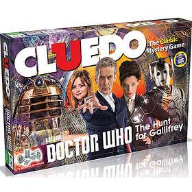 Hasbro Cluedo: Doctor Who