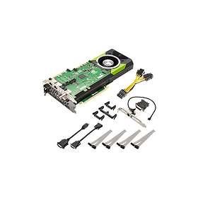 PNY Quadro M5000 Sync 4xDP 8GB