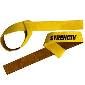 Strength Sport Nutrition Leather Pull-Straps
