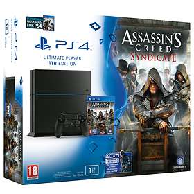 Sony PlayStation 4 1TB (+ Assassin's Creed: Syndicate + Watch Dogs)