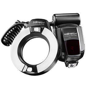 Walimex TTL Macro Ring Flash for Canon