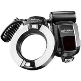 Walimex TTL Macro Ring Flash for Nikon