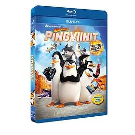 Madagascarin Pingviinit (FI)