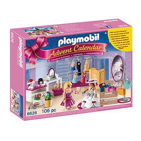 Playmobil Christmas 6626 Omklädning För Det Stora Kalaset Advent Calendar 2015