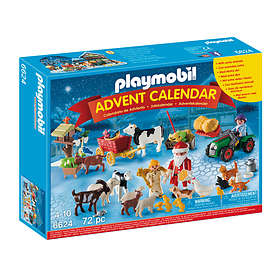 Playmobil Christmas 6624 Jul På Gården Adventskalender 2015