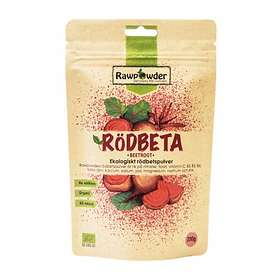 Rawpowder Rødbetpulver Øko 200g