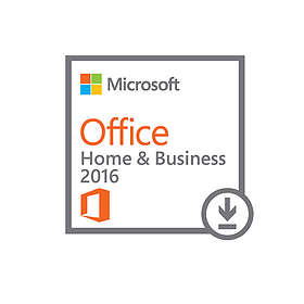Microsoft Office Home & Business 2016 MUI (ESD)