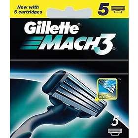 Gillette Mach3 5-pack