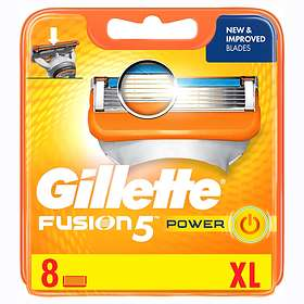 Gillette Fusion 5 Power 8-pack