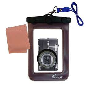 Gomadic Waterproof Camera Case for Fujifilm FinePix J210