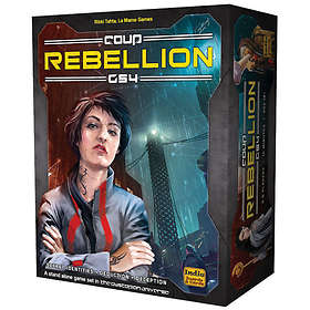 La Mame Games Coup: Rebellion G54