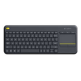 Logitech Wireless Touch Keyboard K400 Plus (FR)