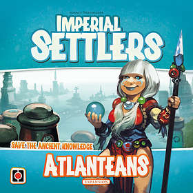 Portal Publishing Imperial Settlers: Atlanteans (exp.)