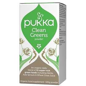 Pukka Clean Greens Powder 120g