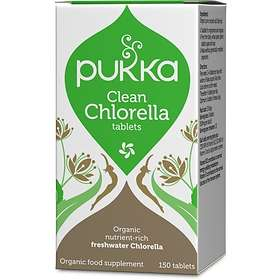 Pukka Clean Chlorella 150 Tablets
