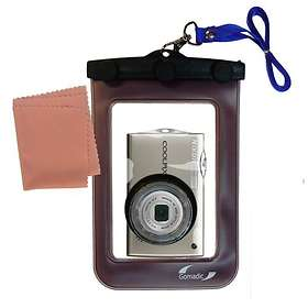 Gomadic Waterproof Camera Case for Nikon Coolpix S4000
