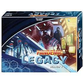 Pandemic Legacy: Blue (Season 1)