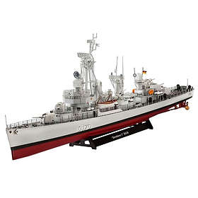 AquaCraft Models Fletcher Class German Navy RTR