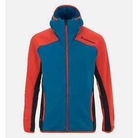 Peak Performance Heli Zipped Hooded Mid-Layer Jacket (Herr)