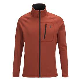 Peak Performance Waitara Zipped LS Jacket (Herr)
