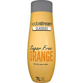 SodaStream Classics Sugar Free Orange 440ml