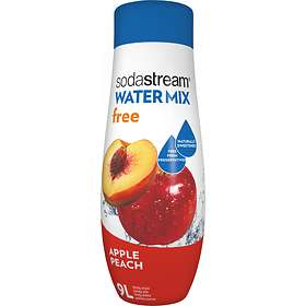 SodaStream Water Mix Free Apple Peach 440ml