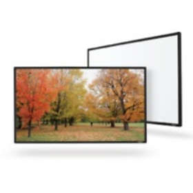 "Grandview Fixed Frame Edge Matt White 16:9 106"" (235x132)"