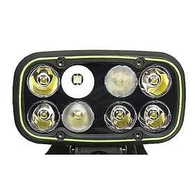 LedX Cobra 6500 Hjälmlampa