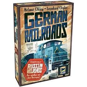 Russian Railroads: German Railroads (exp.)