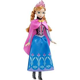 Disney Frozen Sparkling Princess Anna of Arendelle Doll Y9958
