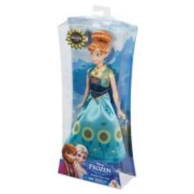 Disney Frozen Fever Birthday Party Anna Doll DGF57
