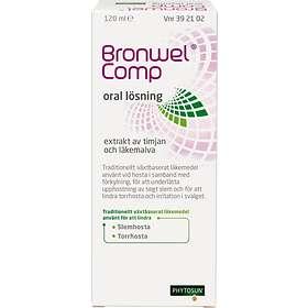 Omega Pharma Phytosun Bronwel Comp Flytende 120ml