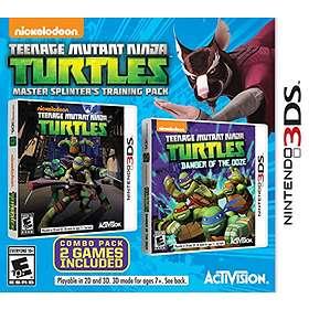 Nickleodeon Teenage Mutant Ninja Turtles: Master Splinter's Training Pack