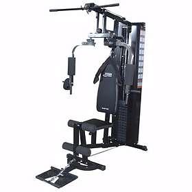 Titan Fitness Black Line Homegym 100kg