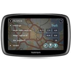 TomTom Trucker 5000 (Europe)