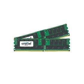 Crucial DDR4 2133MHz ECC Reg 4x32GB (CT4K32G4RFD4213)