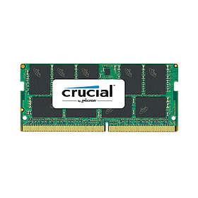 Crucial SO-DIMM DDR4 PC19200/2400MHz ECC CL17 16GB