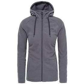 The North Face Mezzaluna Full Zip Fleece Hoodie (Donna)