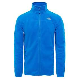 The North Face 100 Glacier Full Zip Fleece Jacket (Dam)
