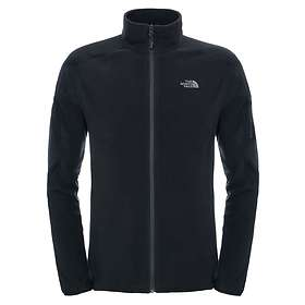 new product 912b0 7c6d8 The North Face Glacier Delta Full Zip Fleece Jacket (Herr)