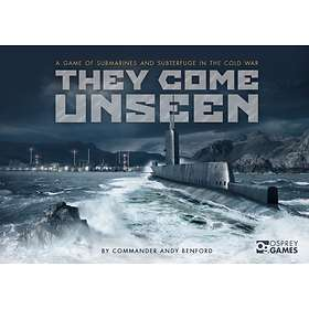 Osprey Publishing They Come Unseen