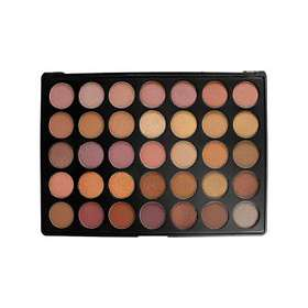 Morphe Brushes 35T Color Taupe Palette 56.2g