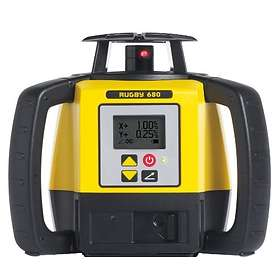 Leica Geosystems Rugby 680 Med Stativ