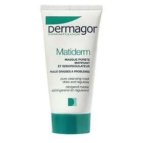 Dermagor Matiderm Matifying & Seboregulating Mask 40ml