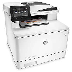 HP Color LaserJet Pro M477fdn