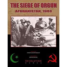 Revolution Games The Siege of Orgun
